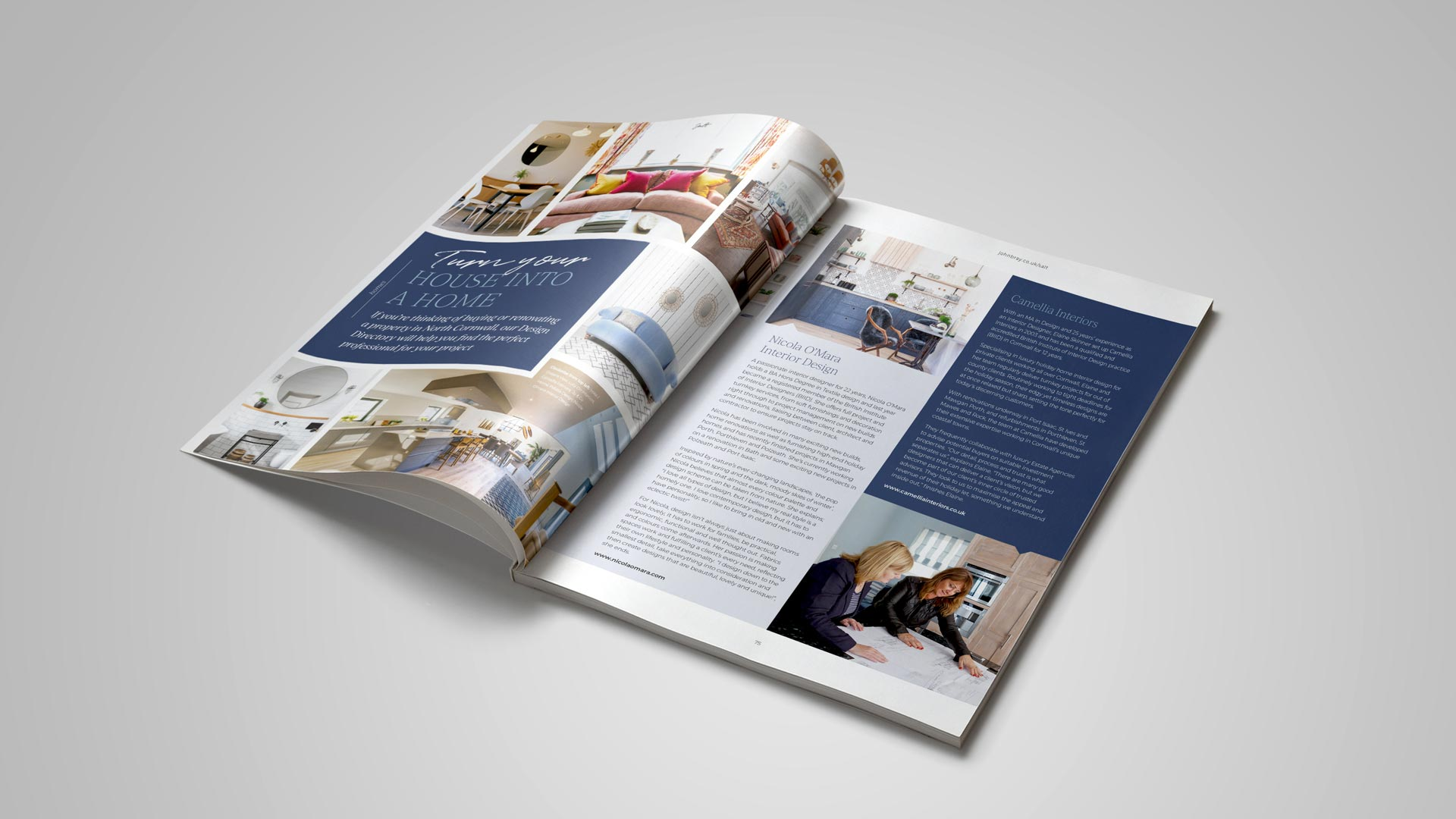design agency for the property sector