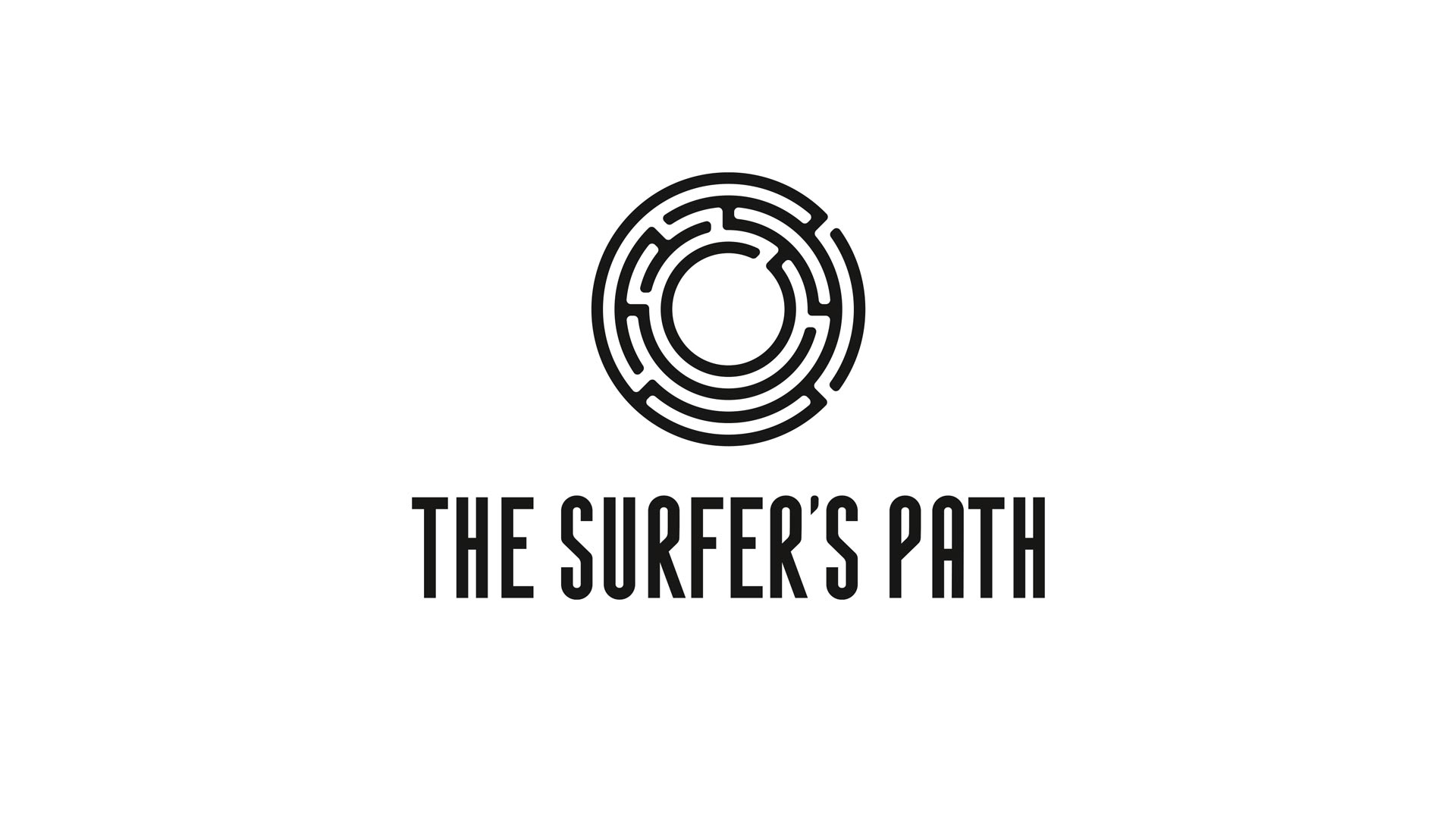 The Surfer's Path Logo