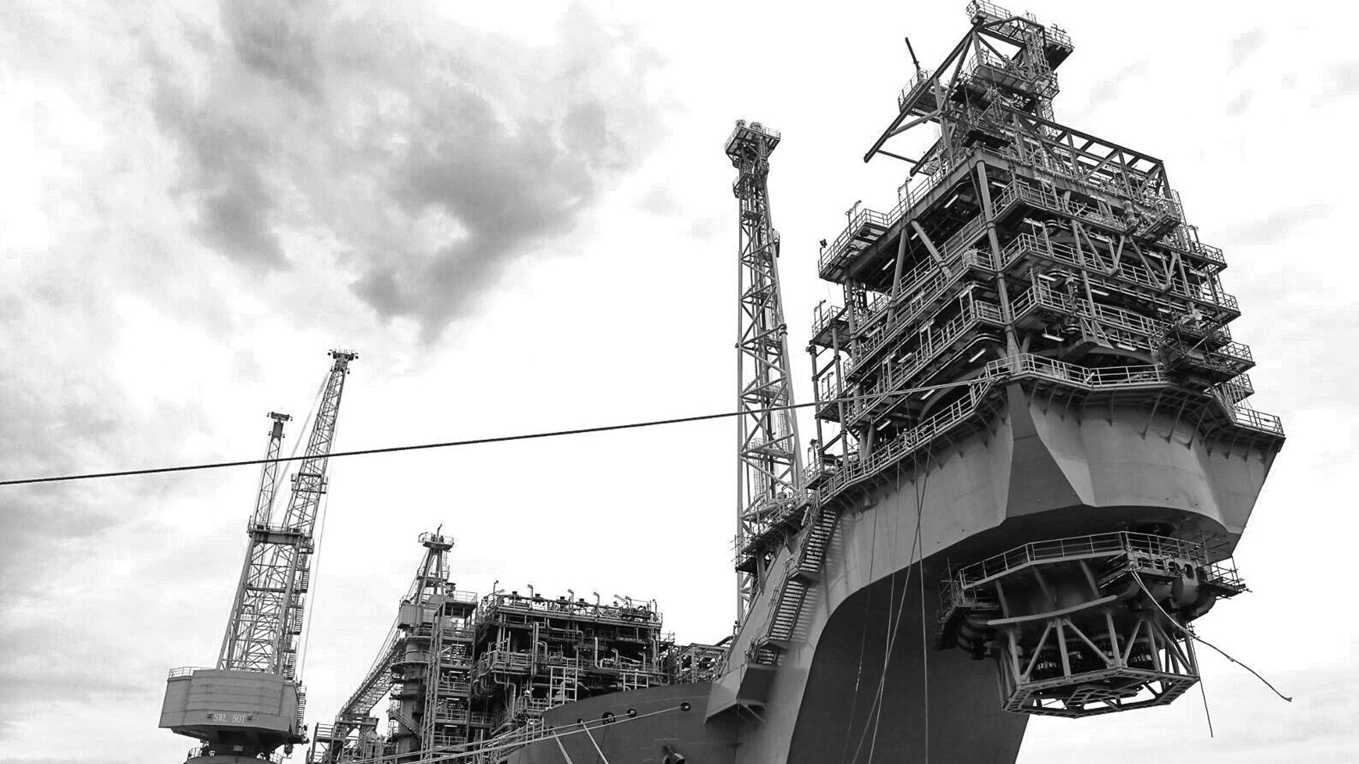 Image of FPSO Pioneiro De Libra | Oil & Gas