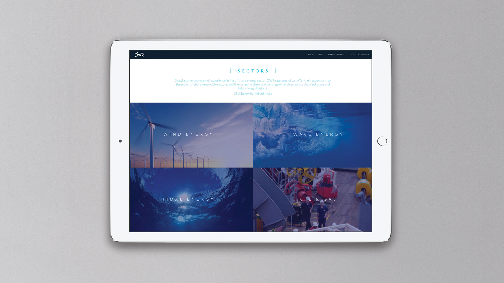 Website design | London Marine Consultants | Creative design and marketing for the marine industry